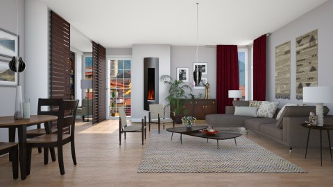 The Natural Look - Modern - Living room - by janip