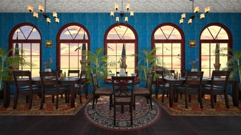 Turkish restaurant - by SilviettaG
