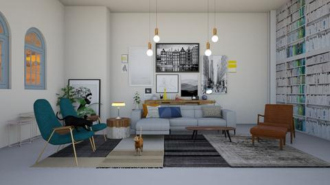 Living room  - Living room - by RoomstylerNona