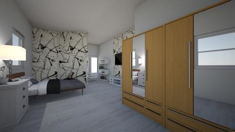1 - Bedroom - by Pryeflower