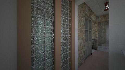 Apto Quarto Sala Casal - Modern - Living room - by Mariesse Paim