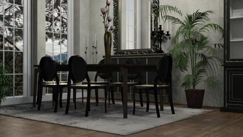 Dining Room - by Alda Neziri