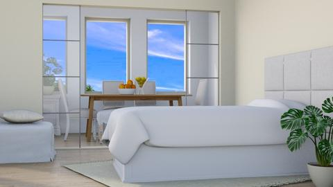 Beachy Flat - Modern - Bedroom - by millerfam