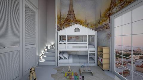 Casa177KidsRoom - Classic - Kids room - by nickynunes