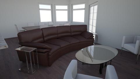 Open Layout - Modern - Living room - by seelykay