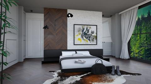bedroom - by Dodu