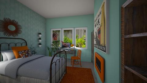 bedroom - Bedroom - by cclethbridge