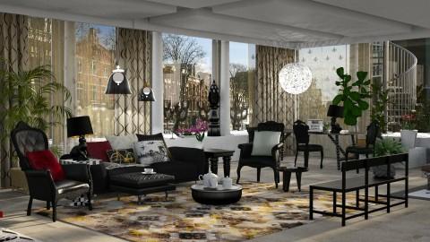 Jaya Moooi2 - Living room - by anchajaya