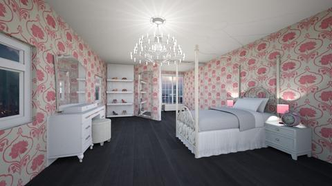 bedroom - Living room - by rhiannonmechelle