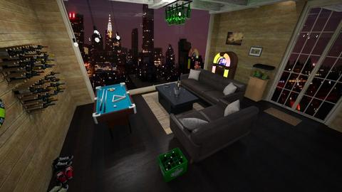 payun laut - Living room - by enotbillies
