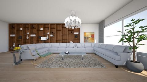 ht - Living room - by Samia Ghafrani