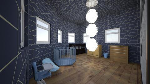 nursery - Bedroom - by gbrown782