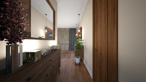 dormitor modern rustic - Modern - Bedroom - by Bianca Interior Design