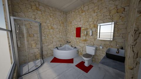 Ons badkamer2 - Bedroom - by NaKo