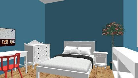 gracie - Bedroom - by jlsmegrim