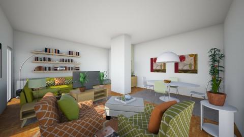 Chiara5 - Living room - by valeria79