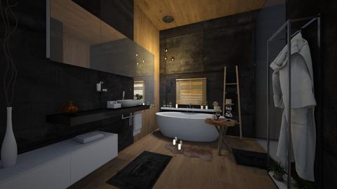 bathroom inspiration - Bathroom - by ionella13