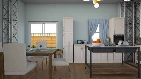 m1 - Kitchen - by straley123456