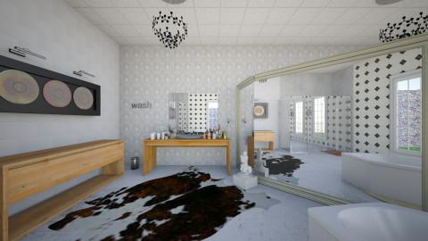 banheiro ss - Bathroom - by Araujo