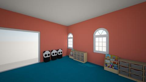 nursery - Kids room - by fkennedy531
