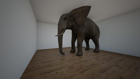 the elephant in the room - by bwillis26