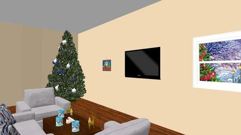 Christmas room - Modern - by bokee06
