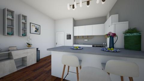 happy room 5 - Living room - by rafita