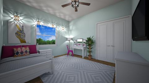 Emma room - Bedroom - by jessicabaucke