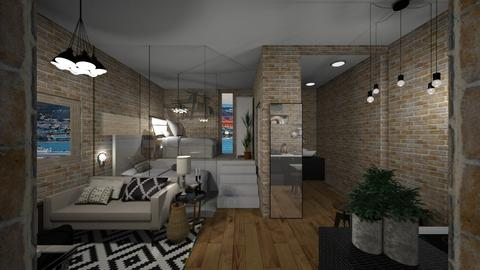 CAsa92Loft - Eclectic - Living room - by nickynunes