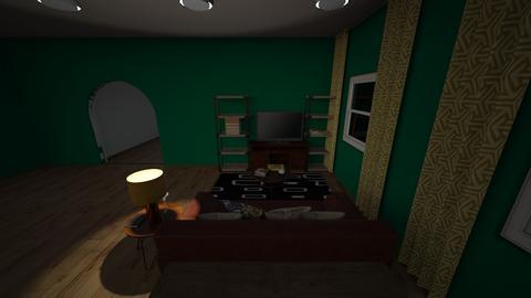 mrsleiderroom - Living room - by ReesNeid