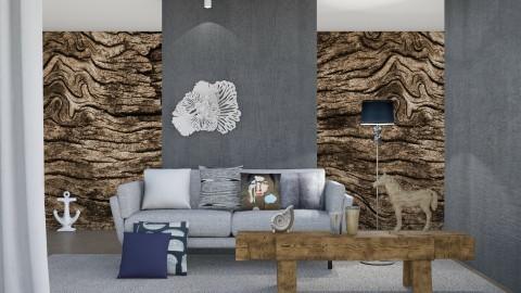 Wood Interior - by ritsa