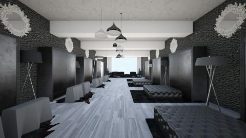 Locker room - by MihaelK