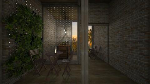 Casa113 - Rustic - Garden - by nickynunes