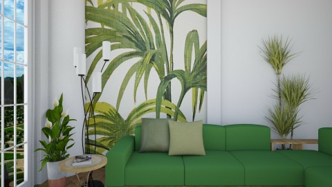 Tropic  - Living room - by Sanja Pipercic