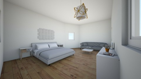 5555 - Modern - Bedroom - by Ash Williams