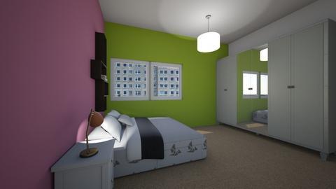 Twerka - Bedroom - by Twerka