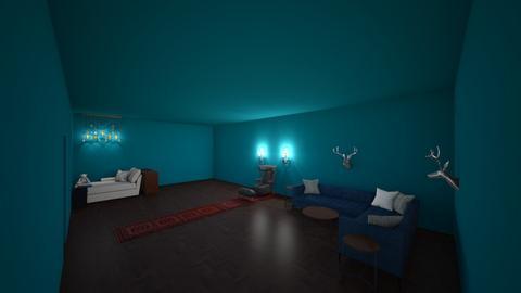 Oswald Reynolds - Bedroom - by Rsvo64