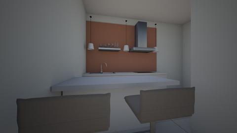 Flat 1 - Modern - by eviemeek123