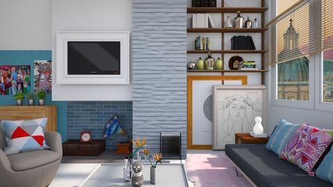 Modern boho  - Modern - Living room - by augustmoon