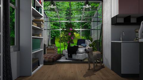 Artisan Flooring - Living room - by lilyamc