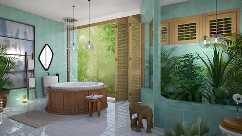 Jbath - Modern - Bathroom - by Sue Bonstra