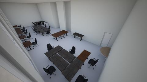 Roboterhalle working doc - Office - by morinf