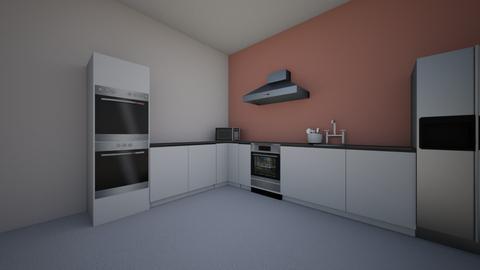 Kuchnia - Kitchen - by InformatycznyProfil