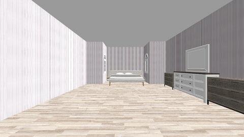 my master bedroom  - Bedroom - by Zhua