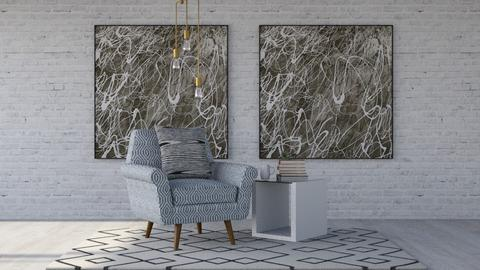 Simple - Living room - by GinnyGranger394