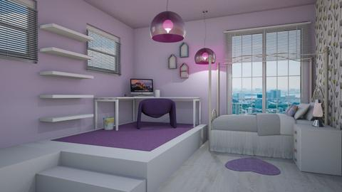 MI 05 - Kids room - by i l o n a