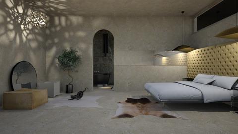 rarebed - Bedroom - by yashchur