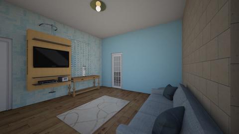 Jennifer Ramos living - Living room - by Teacher Tita