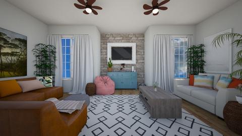 livingr - Living room - by dena15