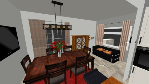 Extension kitchen 2 - Kitchen - by Ibari